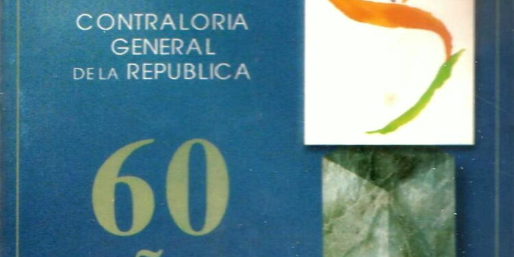 Álbum: Contraloría General de la República 60 años (Cantata Criolla, Florentino El Que Cantó Con El Diablo. Antonio Estévez / 4to. Movimiento de la Novena Sinfonía. Ludwig Van Beethoven)