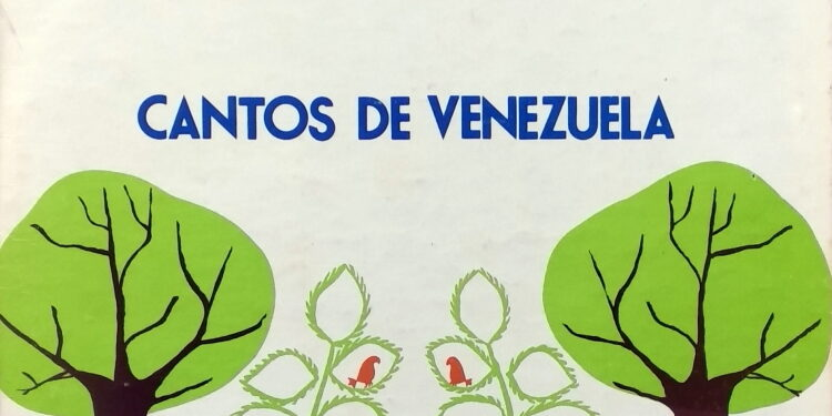 Álbum: Cantos de Venezuela