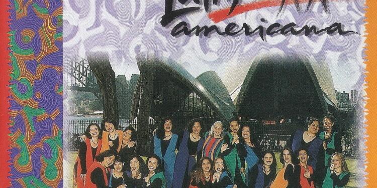 Álbum: Latinoamericana XX