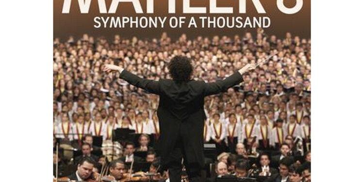 Álbum: Octava Sinfonía de Mahler – Sinfonía de Los Mil