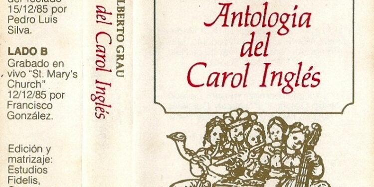 Álbum: Antología del Carol Inglés