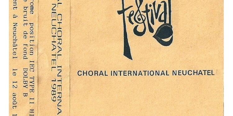 Álbum: Festival Choral International Neuchâtel