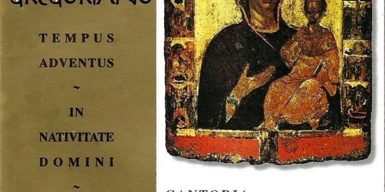 Álbum: Canto Gregoriano