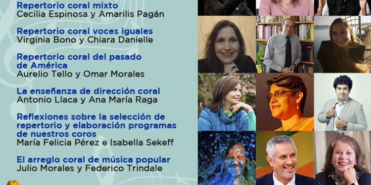 Conoce a los maestros del primer simposio Latinoamérica: Directores sin Fronteras